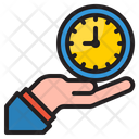 Time Care Icon