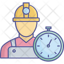 Time Check Check In Time Timer Icon