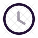 Time Circle Icon