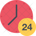 Time Commerce Hand Icon