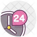 Time Delivery Shop Icon