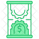 Time Efficiency Deadline Icon