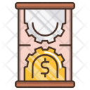 Time Efficiency Investments Icon