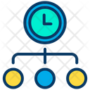 Time Flow Icon