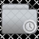 Time Folder Icon