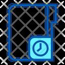 Time Folder File Icon