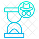 Time hacker Icon