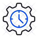Hour Business Working Icon