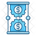Time Money Investment Icon