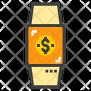 Time Is Money Money Finance Icon