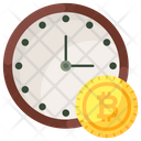 Time Is Money Save Time Earn Money Icon