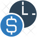 Business Financial Coin Icon