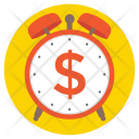 Time Money Value Icon