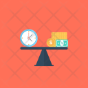 Time Money Valuable Icon