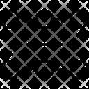 Graph Info Graphic Line Icon