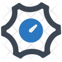 Time Gear Management Icon