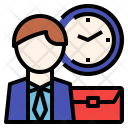 Time Management Reliable Icon