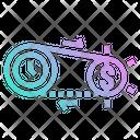 Time Money Clock Icon