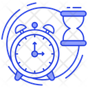 Time Management Efficiency Performance Icon