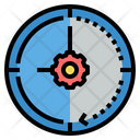 Time Management Routine Icon