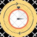Web Based Timing Icon