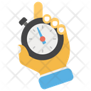 Time Management Utilize Time Business Management Icon