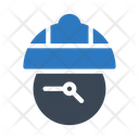 Time Deadline Engineer Icon