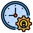 Time Management Management Time Icon