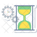 Time Management Deadline Planning Icon