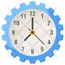 Time Management Chronometer Timekeeper Icon