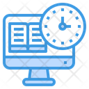 Time Management Time Computer Icon
