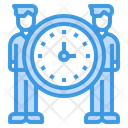 Time Management Business Time Icon
