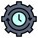 Time Day Clock Icon
