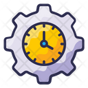 Productivity Efficiency Performance Icon
