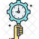 Time Management Work Efficiency Work Schedule Icon
