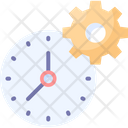 Time Management History Time Icon