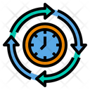 Time Implementation Project Icon