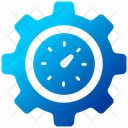Time Management Finance Global Icon