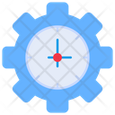 Time Management Time Setting Manage Icon