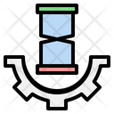 Time Management Planning Routine Icon