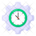 Schedule Management Time Management Time Maintenance Icon
