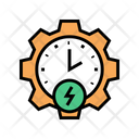 Time Management Time Saving Time Icon