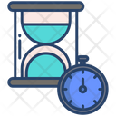 Time Management Time Investment Installments Icon