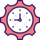 Time Management Icon