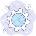 Business Planning Time Icon