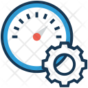 Time Management Cog Icon