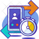 Phone Calls Manage Icon