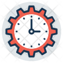 Time Engine Management Icon