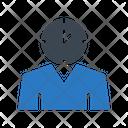 Management Profile Business Icon