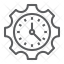 Time Managment Time Managment Icon